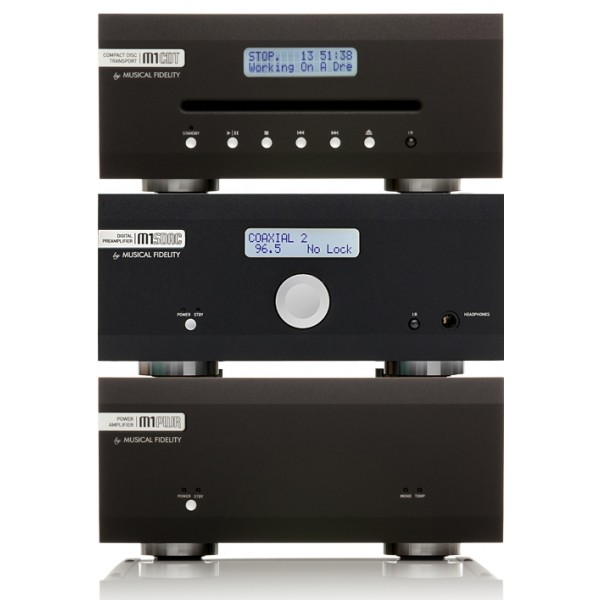 Musical Fidelity M1 Series Compact Hi Fi Music System Hi