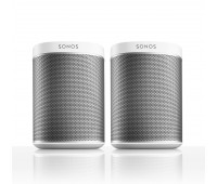 SONOS 2 Room Starter Set - 2x PLAY:1s