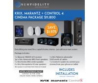 Krix Marantz Control 4 Cinema Pack
